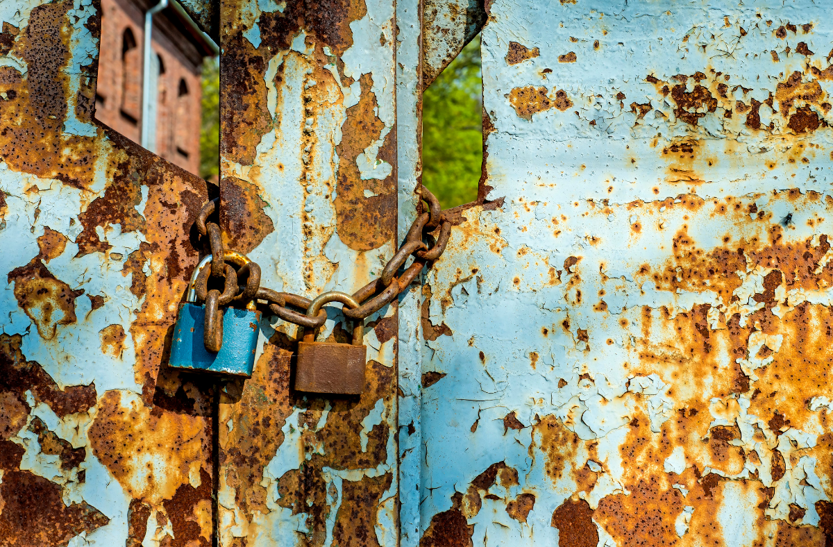 O que é corrosão e como evitá-la