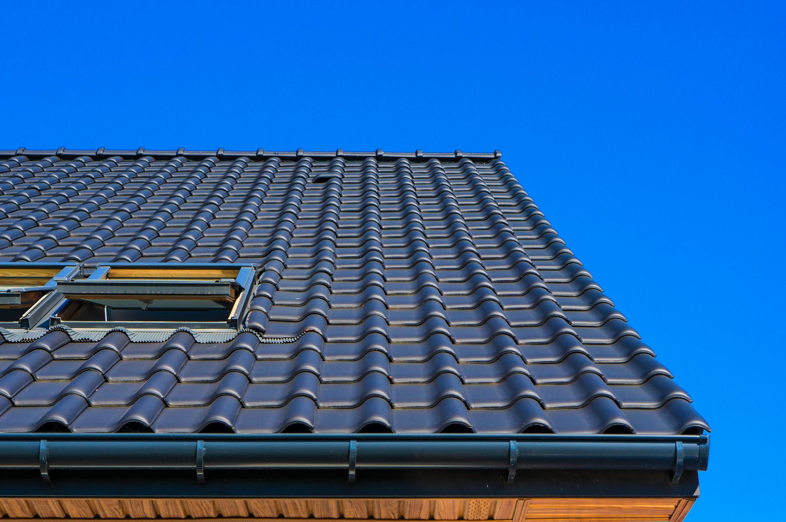 Infiltrações no telhado